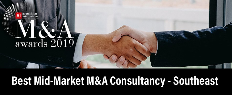 Align Named Best Mid-Market M&A Consultancy in the Southeast