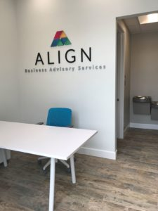Align Business Advisory Services office